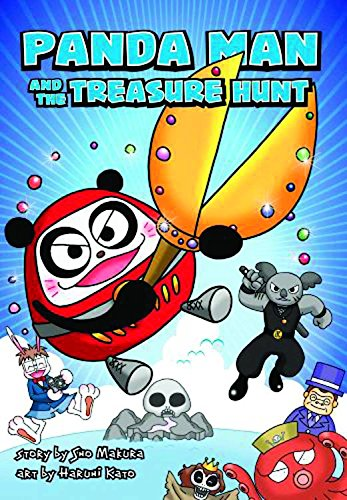 9781421535210: Panda Man and the Treasure Hunt (The Adventures of Panda Man)