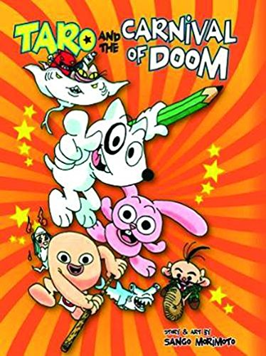 9781421535265: Taro and the Carnival of Doom (The Adventures of Taro)