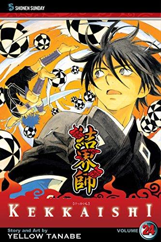 Kekkaishi, Vol. 24: Tanabe, Yellow