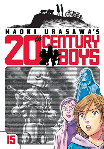 9781421535333: NAOKI URASAWA 20TH CENTURY BOYS GN VOL 15 (NOTE PRICE) (C: 1 (Naoki Urasawa's 20th Century Boys)