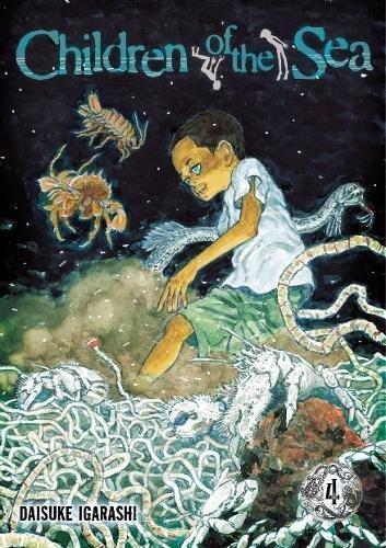 9781421535418: Children of the Sea, Vol. 4