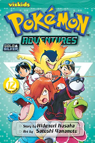9781421535463: POKEMON ADVENTURES GN VOL 12 GOLD SILVER