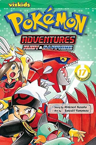 9781421535517: Pokémon Adventures (Ruby and Sapphire), Vol. 17 (Pokemon)