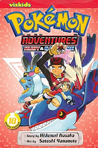 Pok??mon Adventures, Vol. 18: Hidenori Kusaka, Mato