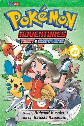 9781421535555: Pokémon Adventures, Vol. 21 (Pokemon)