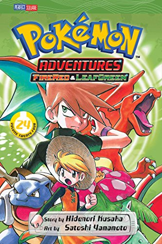 Pokà mon Adventures (FireRed and LeafGreen), Vol. 24 (24)