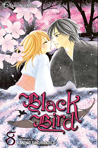 9781421535807: BLACK BIRD GN VOL 08
