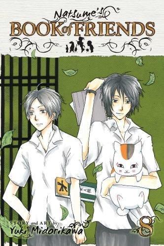 9781421535920: Natsume's Book of Friends, Vol. 8