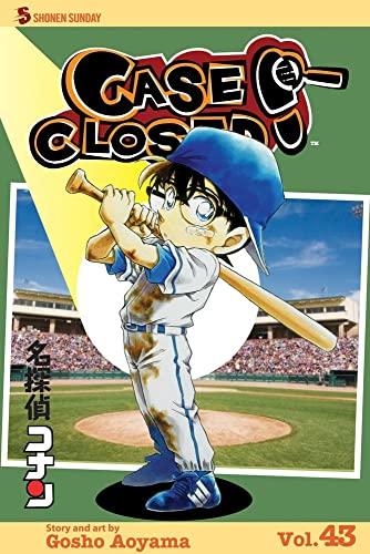 CASE CLOSED GN VOL 43 (C: 1-0-1): Gosho Aoyama