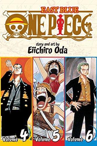 9781421536262: One Piece (3-in-1 Edition) Volume 2 (One Piece (Omnibus Edition))