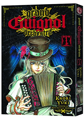 9781421536361: Grand Guignol Orchestra, Vol. 1