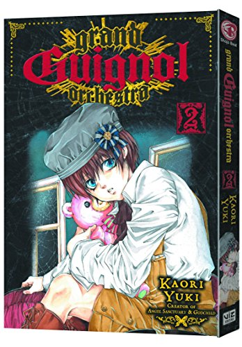 9781421536378: GRAND GUIGNOL ORCHESTRA GN VOL 02 (OF 5)