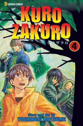 9781421536620: Kurozakuro, Volume 4