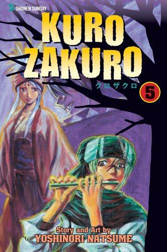 9781421536637: Kurozakuro, Vol. 5