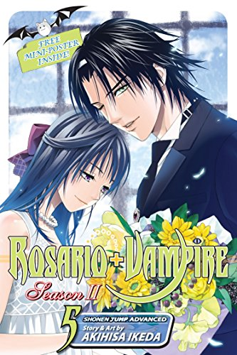 9781421536910: Rosario+Vampire: Season II, Vol. 5