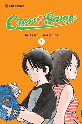 CROSS GAME TP VOL 01 (C: 1-0-1): Mitsuru, Adachi