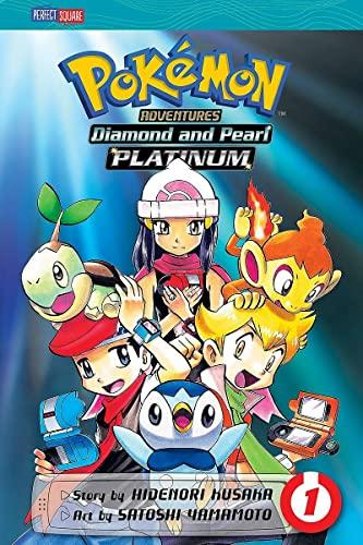 9781421538167: Pokémon Adventures: Diamond and Pearl/Platinum, Vol. 1 (Pokemon)