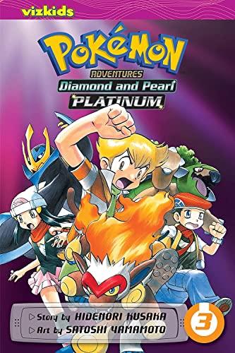9781421538181: Pokémon Adventures: Diamond and Pearl/Platinum, Vol. 3 (3) (Pokemon)