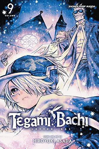 9781421538211: Tegami Bachi, Vol. 9