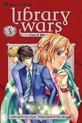 9781421538440: Library Wars: Love & War, Vol. 5
