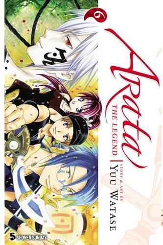 Arata 6 (Arata: The Legend): Yuu Watase