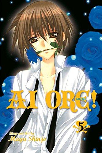 9781421538747: Ai Ore!, Vol. 5: Love Me! (5)