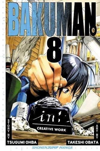9781421538891: Bakuman., Vol. 8