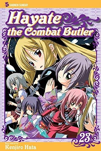 9781421539065: Hayate the Combat Butler, Vol. 23