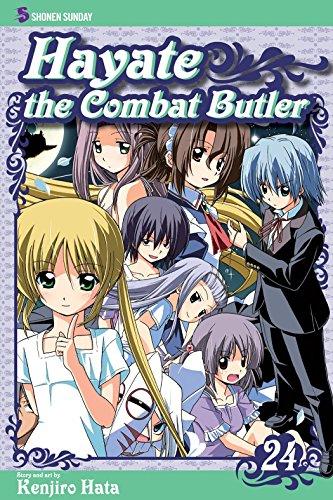 9781421539072: Hayate the Combat Butler, Vol. 24 (24)