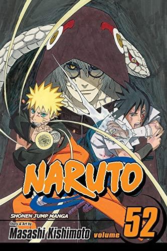 9781421539577: Naruto, Vol. 52: Cell Seven Reunion