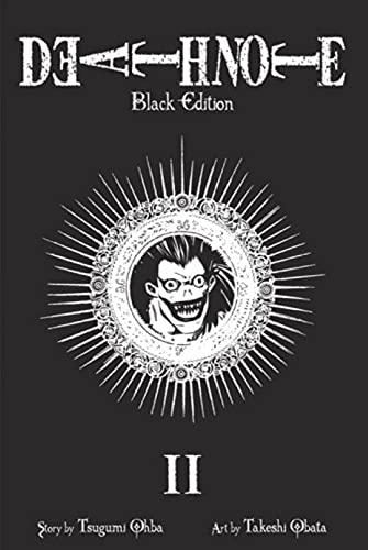 Death Note : Black Edition Vol. 2 (Volumes 3 & 4)