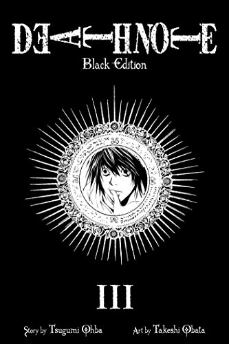 Death Note : Black Edition Vol. III (Volumes 5 & 6)
