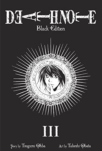 9781421539669: Death Note Black Edition, Vol. 3 (3)
