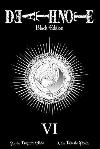 9781421539690: Death Note Black Edition, Vol. 6
