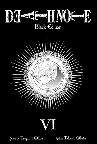 9781421539690: DEATH NOTE BLACK ED TP VOL 06 (OF 6) (C: 1-0-1)