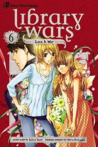 9781421539775: Library Wars: Love & War, Vol. 6