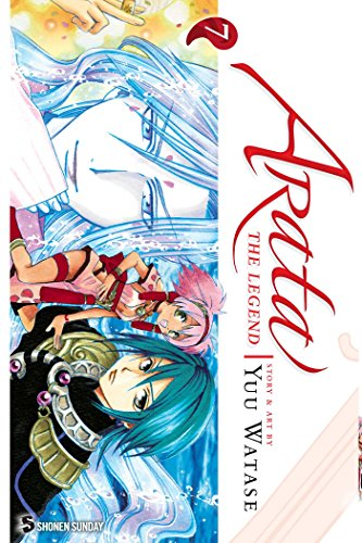 9781421539812: Arata 7 (Arata: The Legend)
