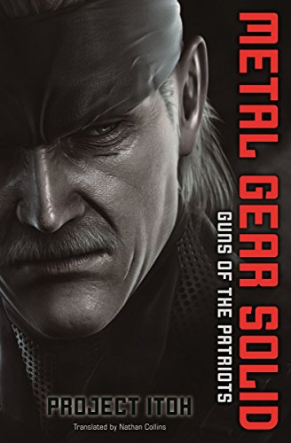 Metal Gear Solid: Guns of the Patriot: Project Itoh