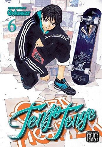 9781421540139: Tenjo Tenge, Vol. 6 (Full Contact Edition)