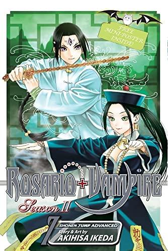 9781421540269: Rosario+Vampire: Season II, Vol. 7