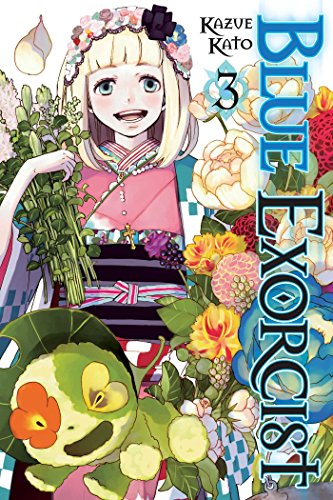 Blue Exorcist Vol. 3