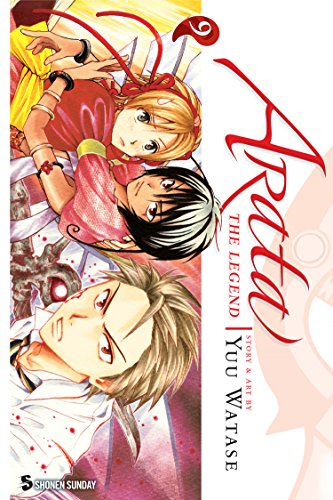9781421540757: Arata: The Legend, Vol. 9