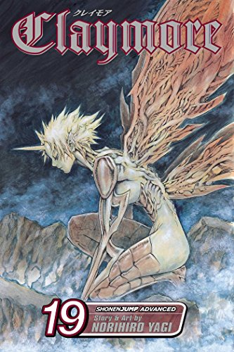 9781421540788: Claymore, Vol. 19: Phantoms in the Heart