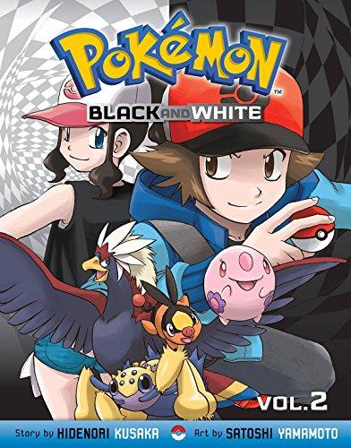 9781421540917: POKEMON BLACK & WHITE GN VOL 02 (C: 1-0-0)