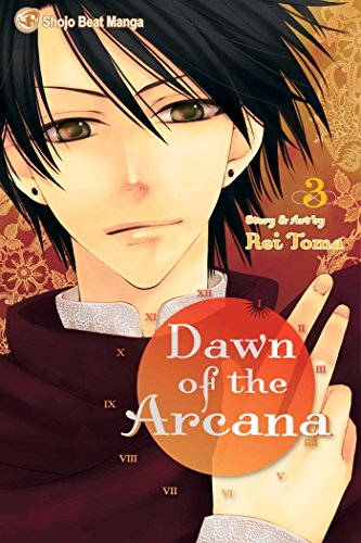 9781421541068: Dawn of the Arcana, Vol. 3