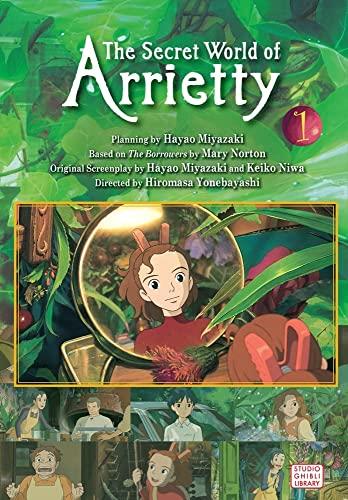 The Secret World of Arrietty (Film Comic), Vol. 1 (Arrietty Film Comics): Yonebayashi, Hiromasa