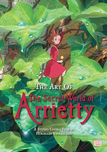9781421541181: The Art of The Secret World of Arrietty
