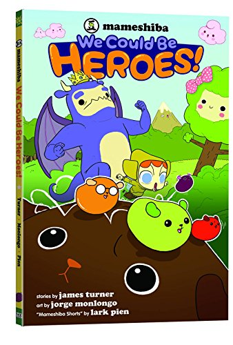 Mameshiba: We Could Be Heroes (9781421541280) by James Turner