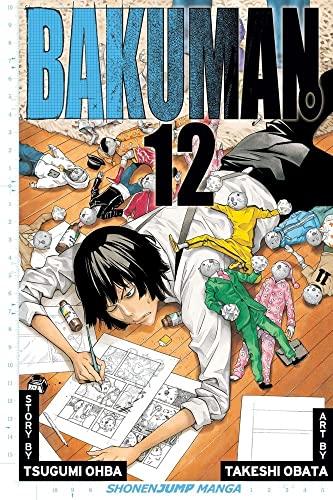 9781421541365: Bakuman, Vol. 12