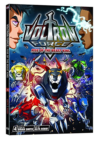 9781421541563: Voltron Force, Vol. 4: Rise of the Beast King